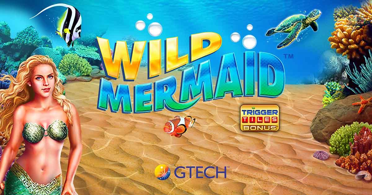Spielo Wild Mermaid